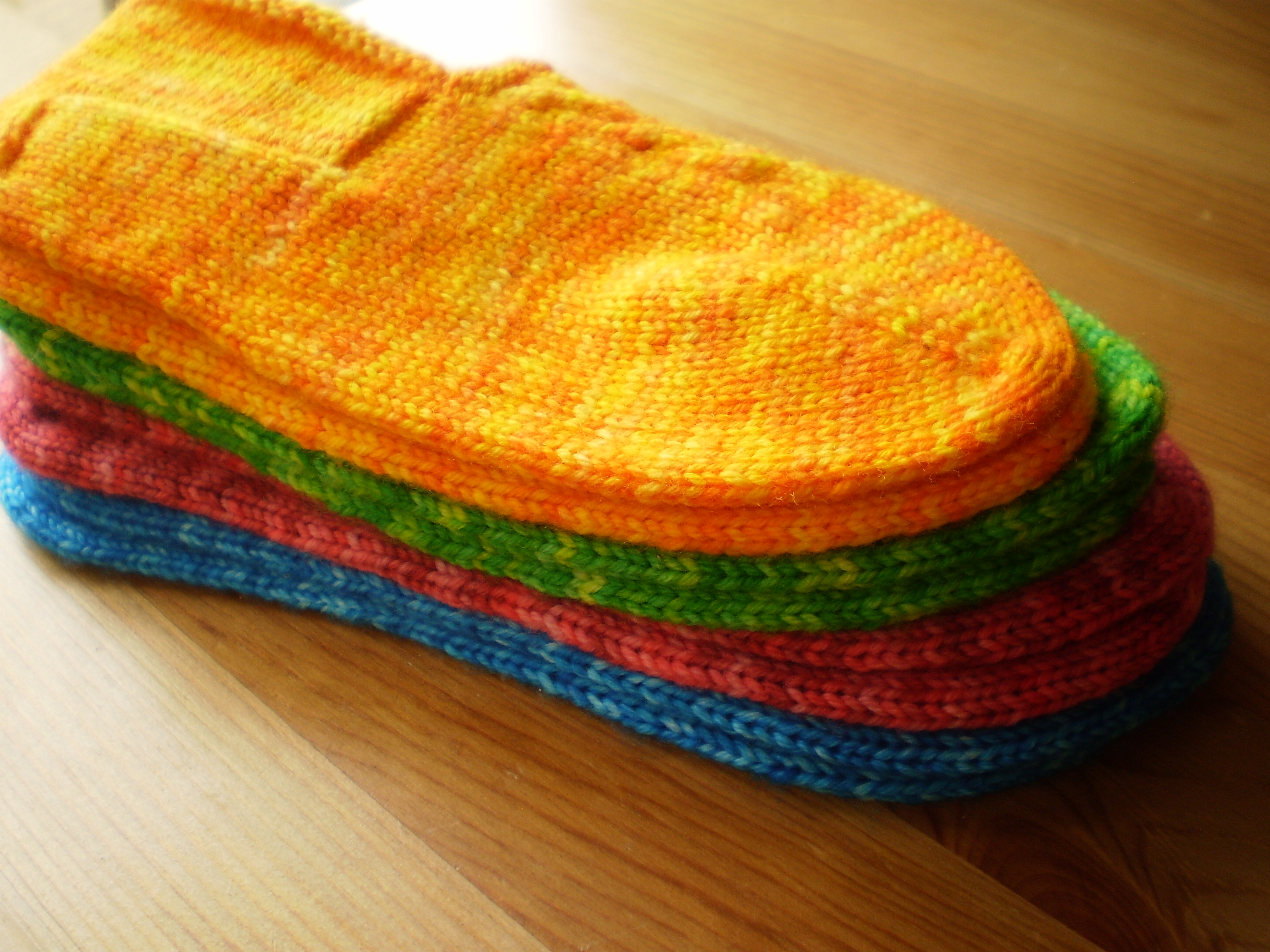 Pattern Spotlight: Turkish Bed Socks | On the Needles