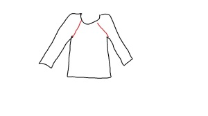 sweater raglan