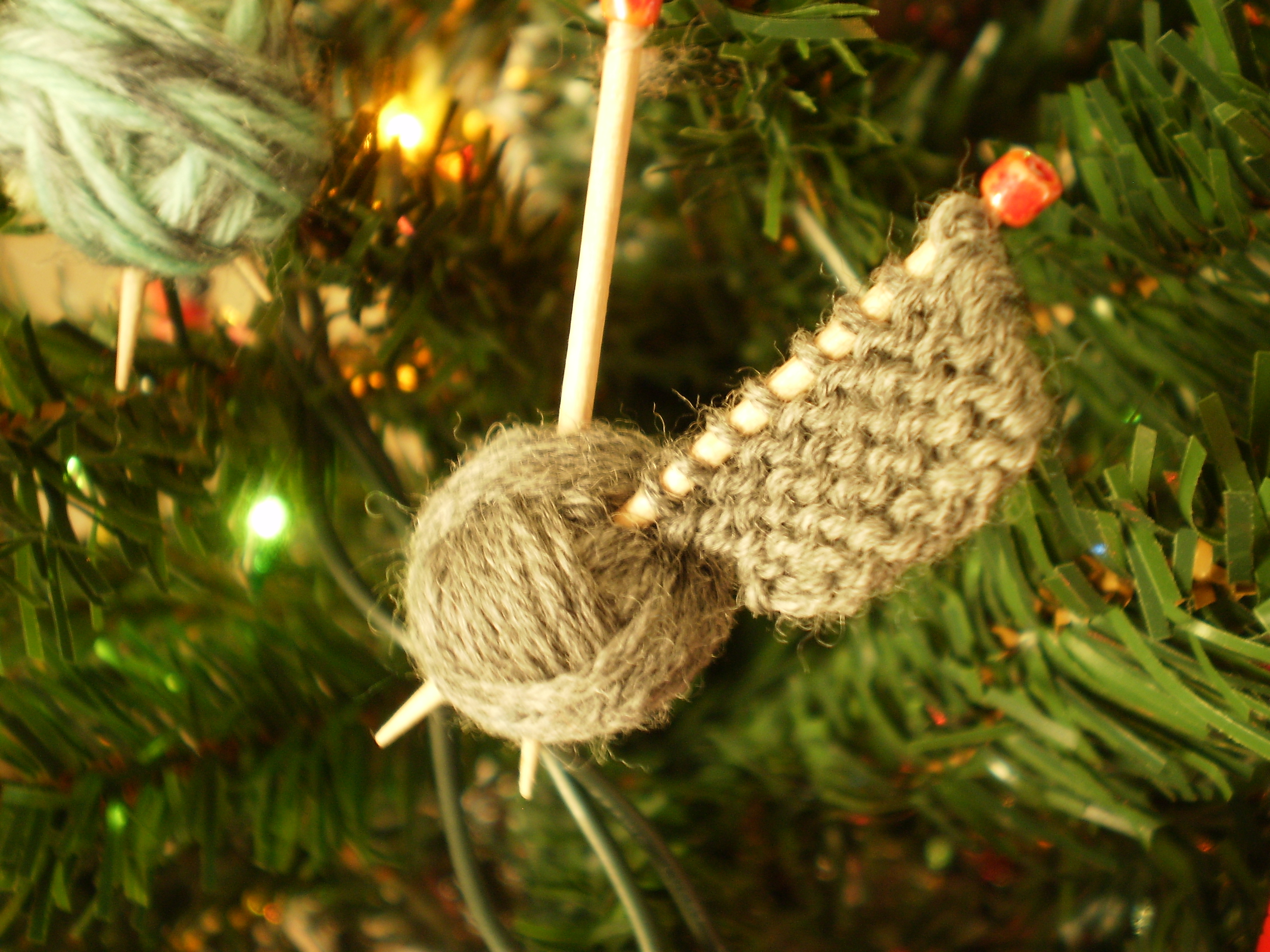 christmas ornament | On the Needles