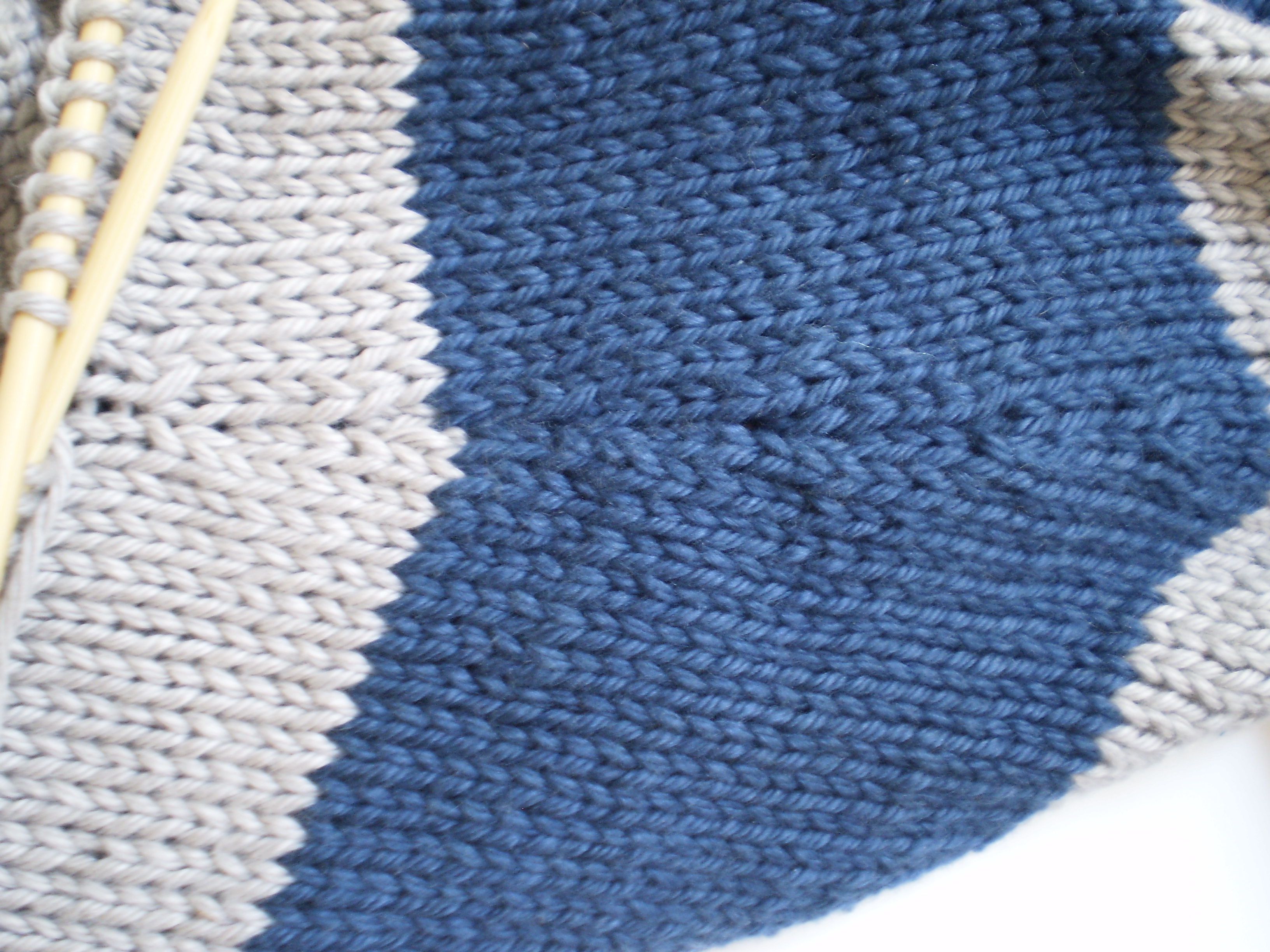 May 2015 On the Needles