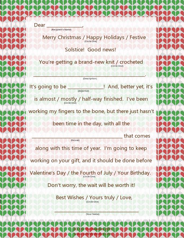 ChristmasLetter