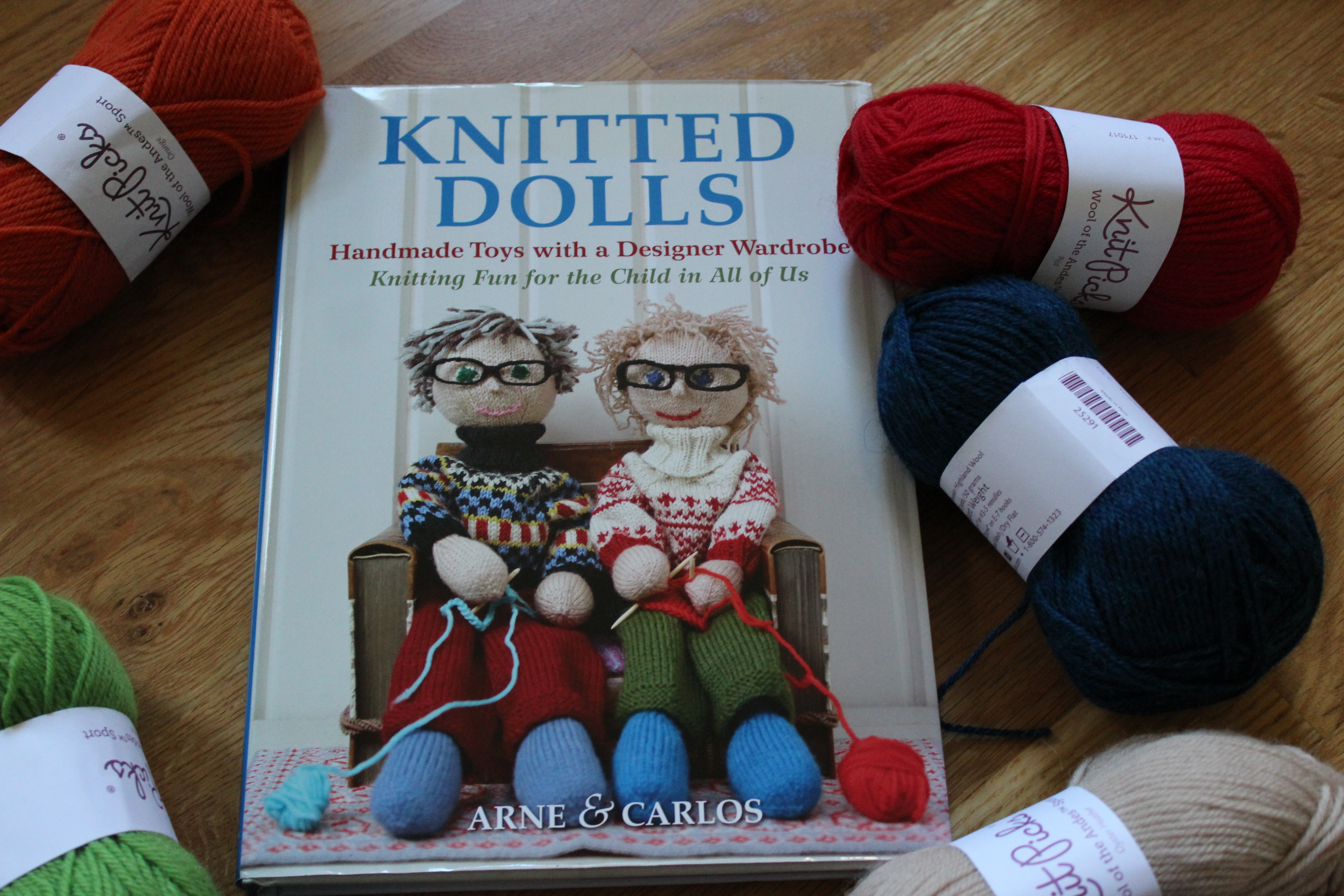 arne and carlos | On the Needles