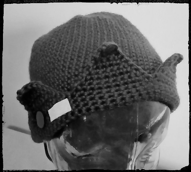 Jughead Hat Crochet Pattern by Roxie McCara ... 48a3f12615a