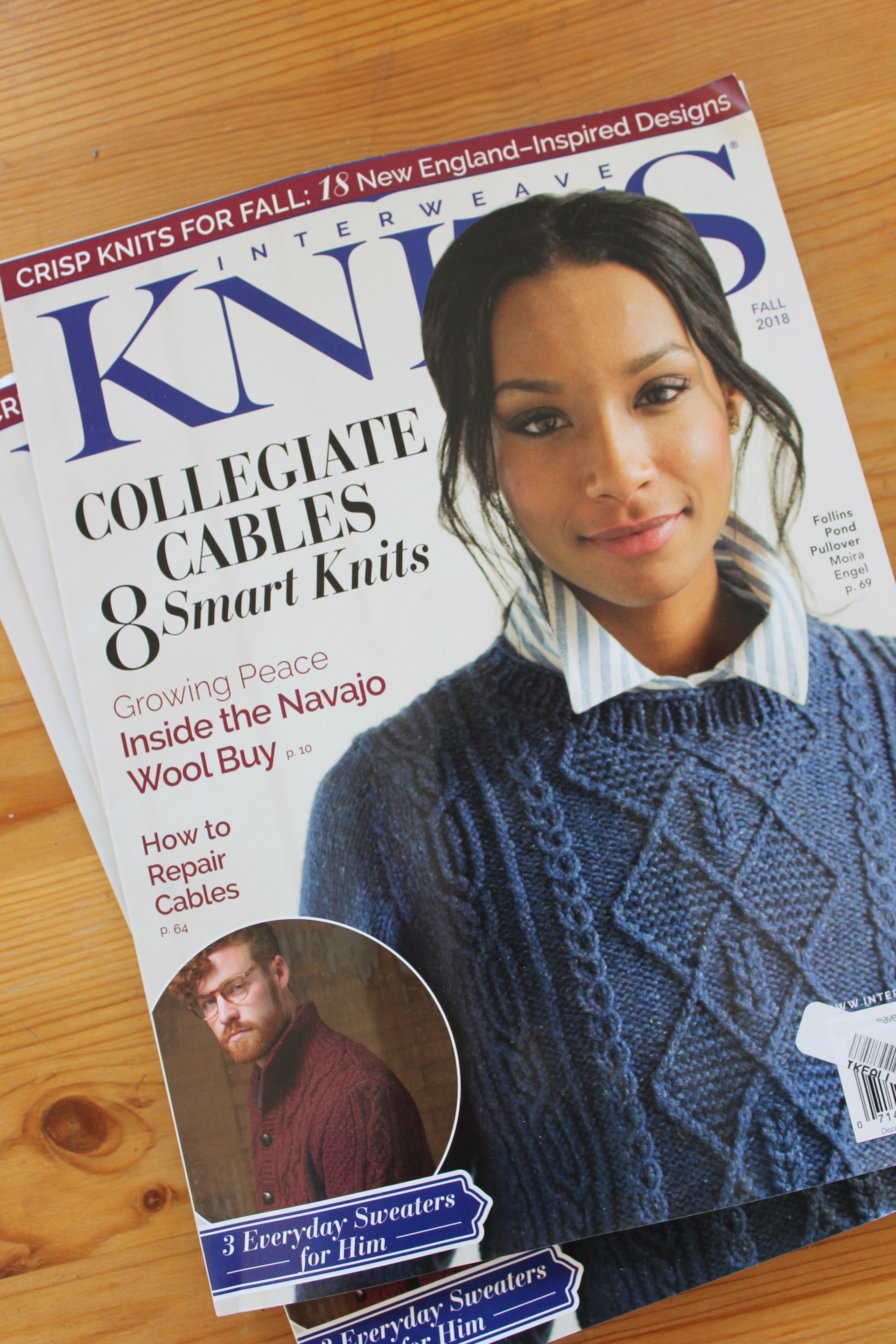 Book Cover Knitting Pattern ~ Baa ram ewe titus mini knits accessory knitting pattern book near
